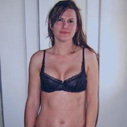 Getting Dressed - Big Tits, Brunette, Lingerie