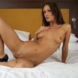Just Naked - Big Tits, Brunette