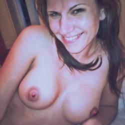 My medium tits - Julie