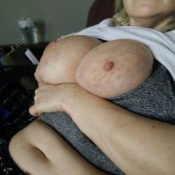 My large tits - Tami