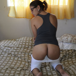 Posing In My Room - Brunette, Firm Ass