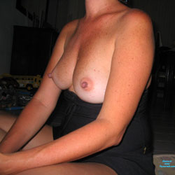 First Time! - Big Tits, Bush Or Hairy