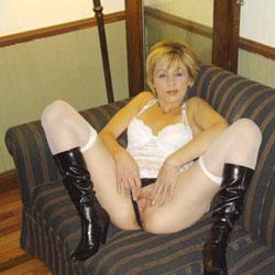 Love My Hose And Heels  - High Heels Amateurs, Lingerie, Shaved
