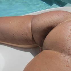 My wife's ass - Sandi