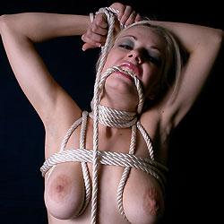 Tied - Big Tits
