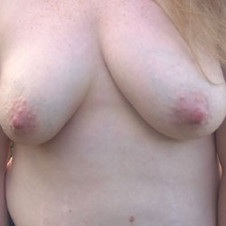 Nude In Nature  - Big Tits