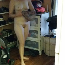 Wife Post Shower - Wife/Wives