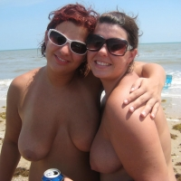 My medium tits - Amy and a frien