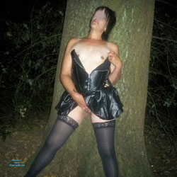 Outdoors With Hubby X - Lingerie, Wife/Wives