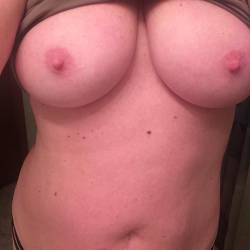 Large tits of my girlfriend - elsa