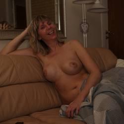 Large tits of my girlfriend - Claidi