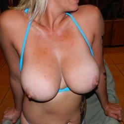 Large tits of my wife - scorpio