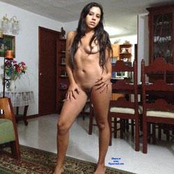 At Home - Brunette