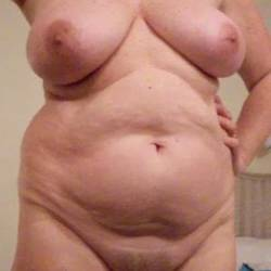 Very large tits of my girlfriend - Martine
