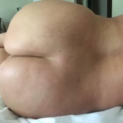 My wife's ass - SexySthrnSusan