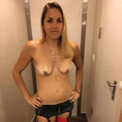 Swingers Cruise 2015 - Big Tits, Lingerie