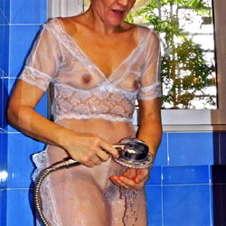 A Special Kind Of Shower 1 - See Through