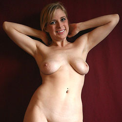 Red - Big Tits, Shaved