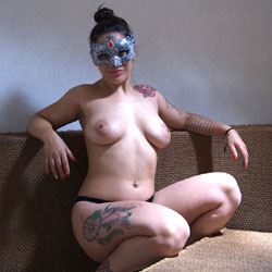 First Time - Part III - Big Tits, Brunette, High Heels Amateurs, Tattoos