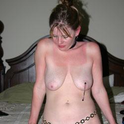 Drinks Anyone? - Big Tits, Body Piercings