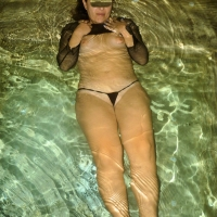 Jacuzzi - See Through, Wet, Big Ass