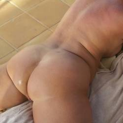 My wife's ass - Bridgette