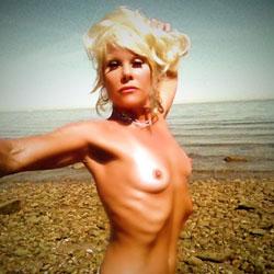 Voyeur Beach, Part 2 - Beach, Blonde