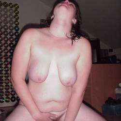 Large tits of a neighbor - Densmol