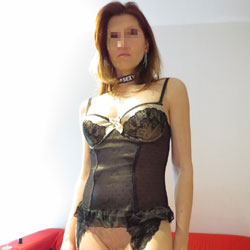 Sexxy Prune  - Brunette, Dressed