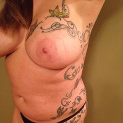 Tats - Big Tits, Tattoos