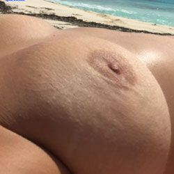 Sleep On The Beach  - Beach, Big Tits