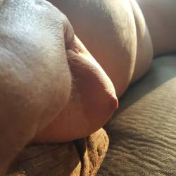 Large tits of my wife - Sugar