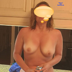 Memorial Day Fun - Big Tits