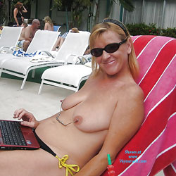 A Few Assorted Pics Of A Friend - Big Tits