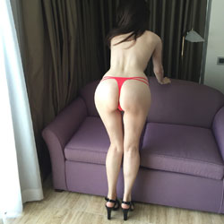 My Wife - Brunette, High Heels Amateurs, Wife/Wives