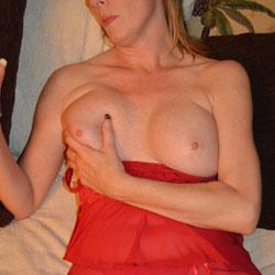 First Contri - Big Tits, Lingerie