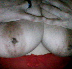 Large tits of my wife - JC76771
