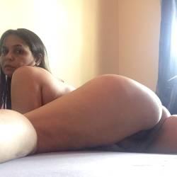 My wife's ass - Rania