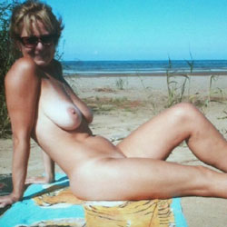 Nude Beach - Beach, Big Tits