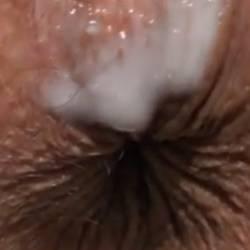 My ass - blush