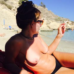 Beach - Beach, Big Tits