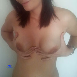 Hot And Horny With The Wife - Big Tits, Wife/Wives