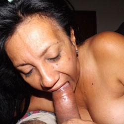 La Goajira Betty IV - Blowjob, Brunette