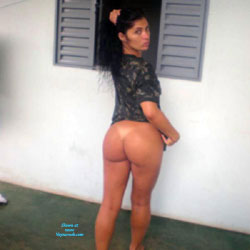 Delicious Wife From Recife City - Brunette