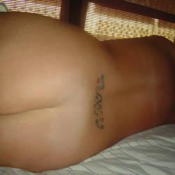 My wife's ass - Miche