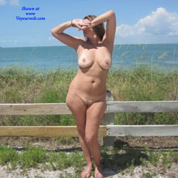 Naked Wife At The Park - Big Tits, Naked Outdoors, Nude In Nature, Nude Outdoors, Shaved Pussy, Hairless Pussy, Sexy Body, Sexy Boobs, Sexy Legs, Wife/Wives