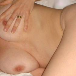 Large tits of my wife - AAA Sandy