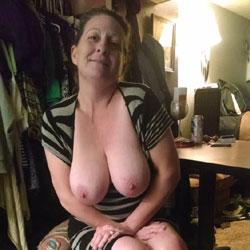 big tits amateur gilf