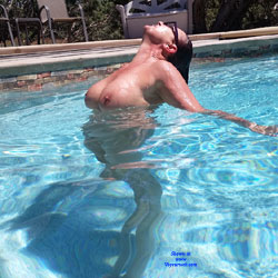 Pool Fun 2016 - Big Tits, Mature