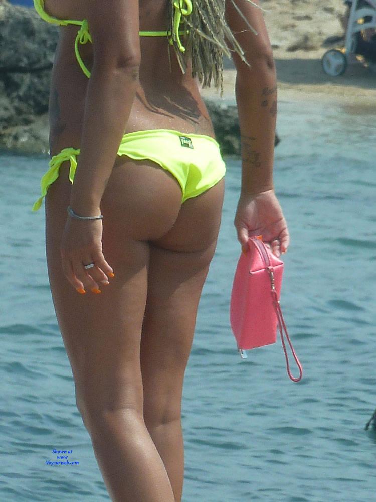 Pic #5 Big Ass 2 The Right One? - Beach Voyeur, Bikini Voyeur